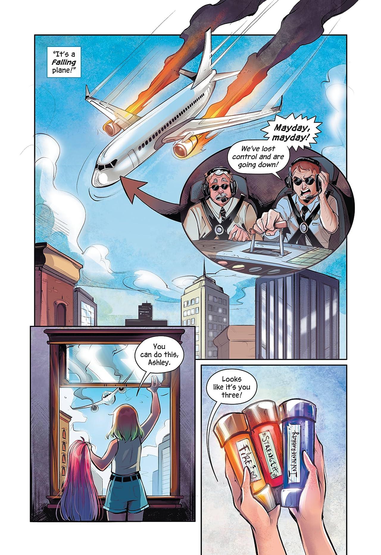 DC Graphic Novels for Kids Sneak Peeks: Primer (2020-) #1