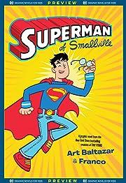 DC Graphic Novels for Kids Sneak Peeks: Superman of Smallville (2020-) #1