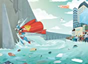 DC Graphic Novels for Kids Sneak Peeks: Super Sons: The Polarshield Project (2020-) #1