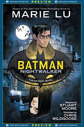 DC Graphic Novels for Young Adults Sneak Previews: Batman: Nightwalker (2020-) No.1