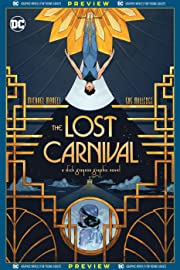 DC Graphic Novels for Young Adults Sneak Previews: Lost Carnival: A Dick Grayson Graphic Novel (2020-) #1