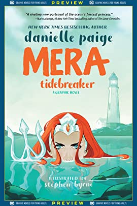 DC Graphic Novels for Young Adults Sneak Previews: Mera: Tidebreaker (2020-) #1