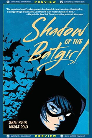 DC Graphic Novels for Young Adults Sneak Previews: Shadow of the Batgirl (2020-) #1