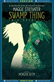 DC Graphic Novels for Young Adults Sneak Previews: Swamp Thing: Twin Branches (2020-) #1