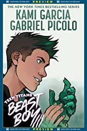 DC Graphic Novels for Young Adults Sneak Previews: Teen Titans: Beast Boy (2020-) #1