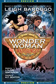 DC Graphic Novels for Young Adults Sneak Previews: Wonder Woman: Warbringer (2020-) #1