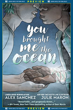 DC Graphic Novels for Young Adults Sneak Previews: You Brought Me The Ocean (2020-) No.1