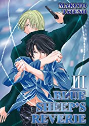 BLUE SHEEP'S REVERIE (Yaoi Manga) Vol. 3