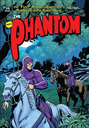 The Phantom #1864