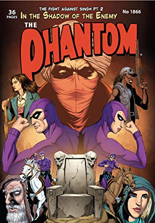 The Phantom #1866