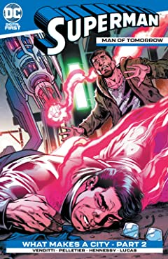 Superman: Man of Tomorrow #6