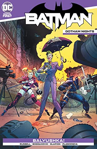 Batman: Gotham Nights No.6