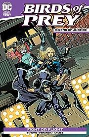 Birds of Prey: Sirens of Justice #1