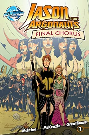 Jason and the Argonauts: Final Chorus #1
