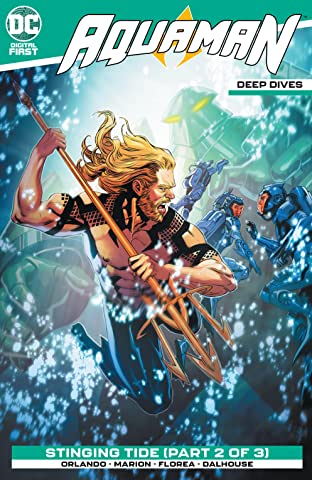 Aquaman: Deep Dives No.6
