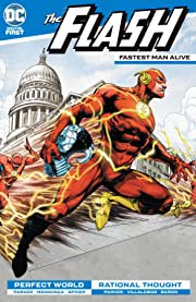 Flash: Fastest Man Alive No.6