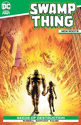 Swamp Thing: New Roots No.6