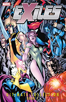 Exiles Ultimate Collection Vol. 1