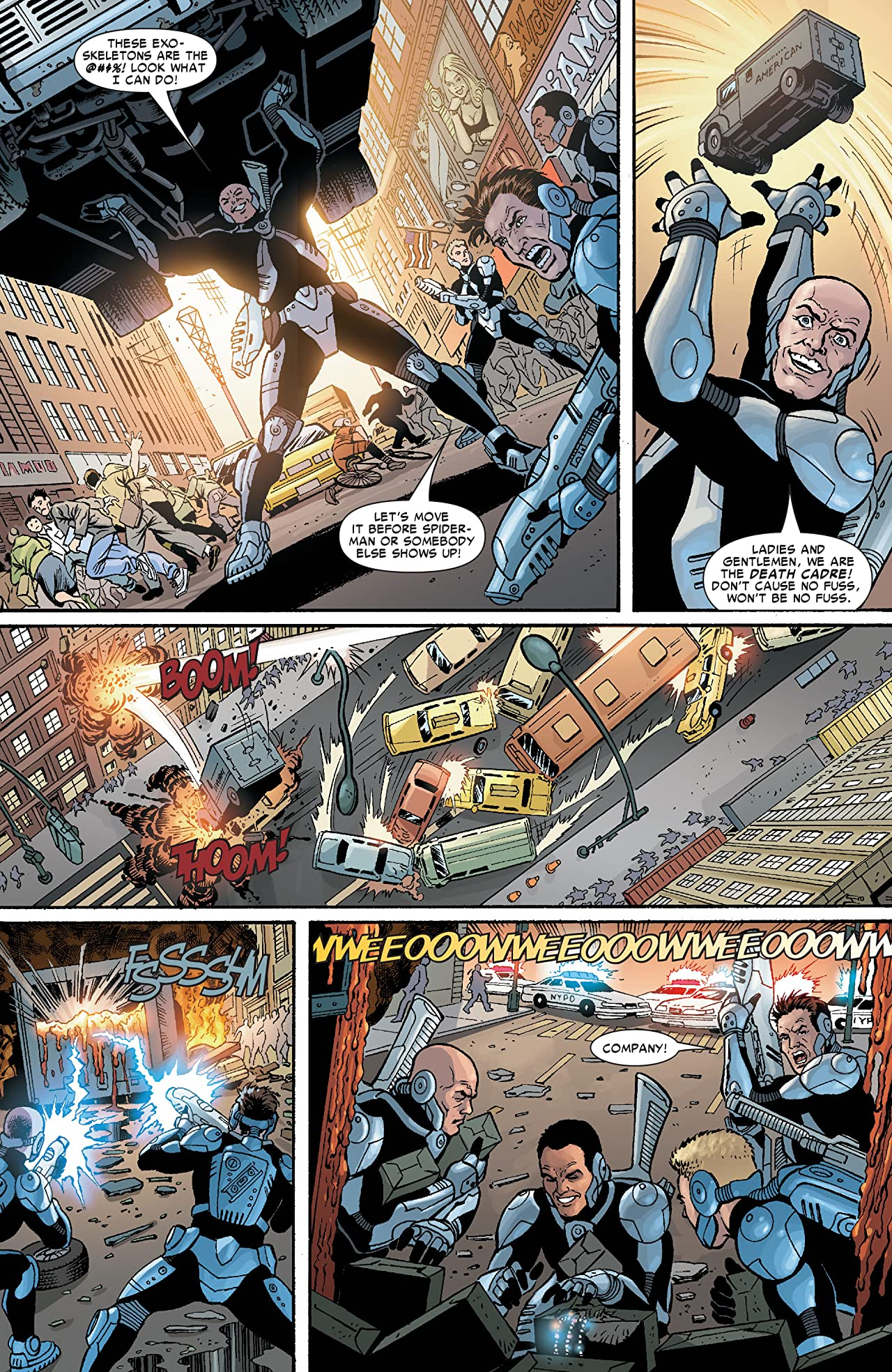 Heroes For Hire Vol. 2: Ahead Of The Curve