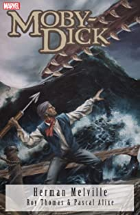 Marvel Illustrated: Moby Dick