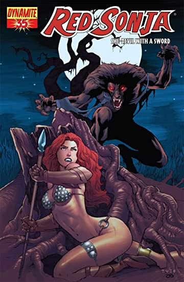 Red Sonja: She-Devil With a Sword #35