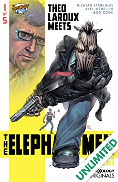 Elephantmen 2261 Season Three (comiXology Originals) #1 (of 5): Theo Laroux Meets The Elephantmen!