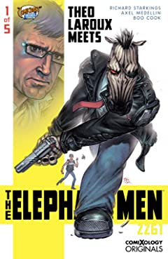Elephantmen 2261 Season Three (comiXology Originals) No.1 (sur 5): Theo Laroux Meets The Elephantmen!