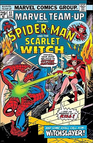 Marvel Team-Up (1972-1985) #41