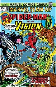 Marvel Team-Up (1972-1985) #42