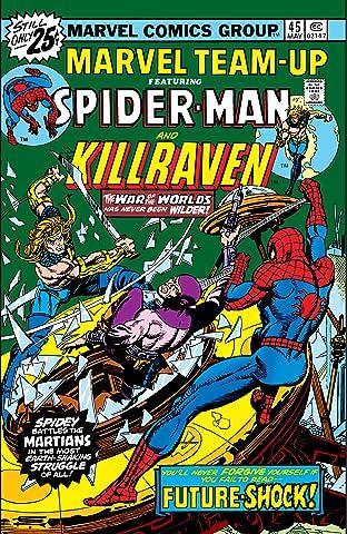 Marvel Team-Up (1972-1985) #45