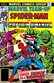 Marvel Team-Up (1972-1985) #52