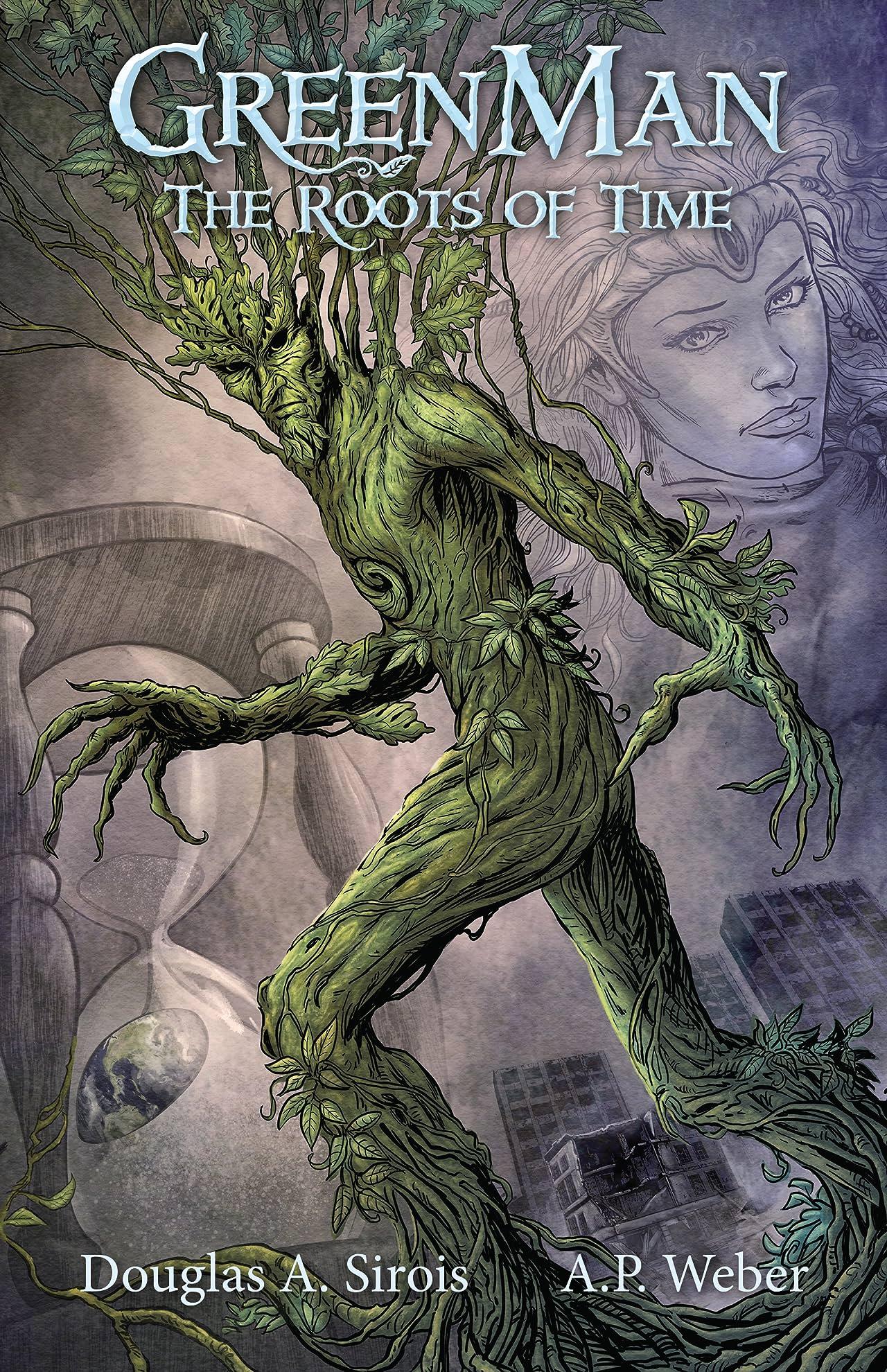 Green Man #1