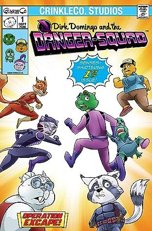 The Danger-Squad #1