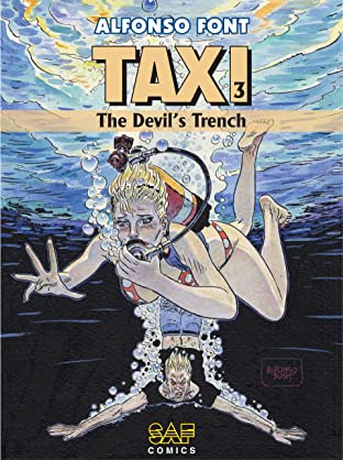 Taxi Tome 3: The Devil's Trench
