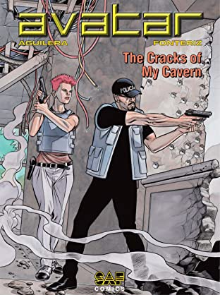 Avatar Tome 3: The Cracks of My Cavern