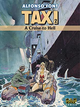 Taxi Tome 2: A Cruise to Hell