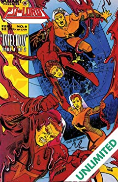 Psi-Lords (1994) #6