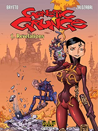 Genetic Grunge Vol. 1: Revelations
