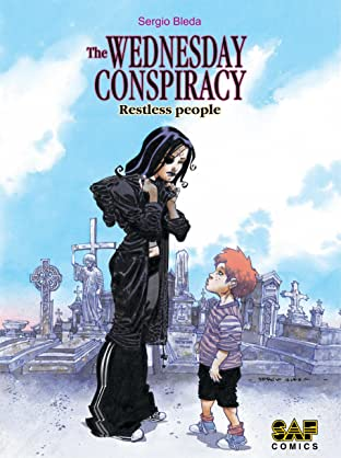 The Wednesday Conspiracy Vol. 3: Restless People