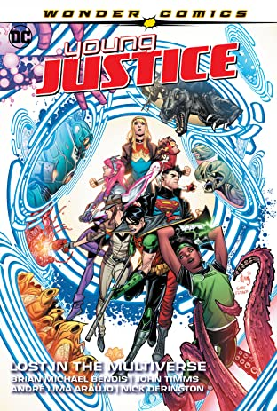 Young Justice (2019-) Tome 2: Lost in the Multiverse