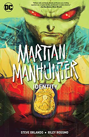 Martian Manhunter (2018-2020): Identity