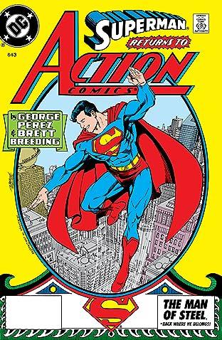 Action Comics (1938-2011) No.643