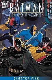 Batman: The Adventures Continue (2020-) #5