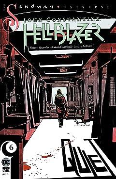 John Constantine: Hellblazer (2019-) #6