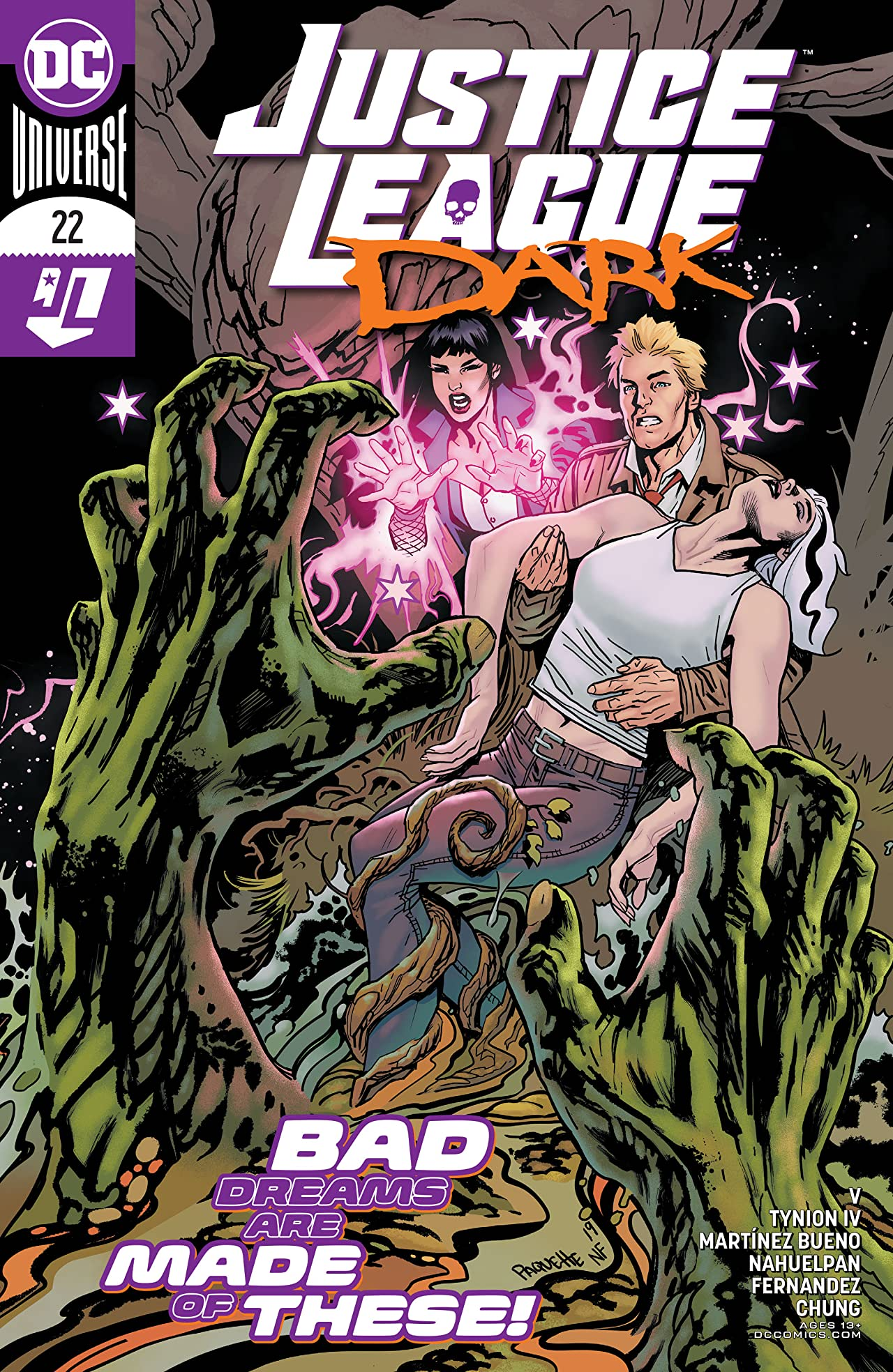 Justice League Dark (2018-) No.22