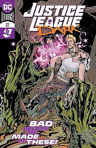 Justice League Dark (2018-) #22