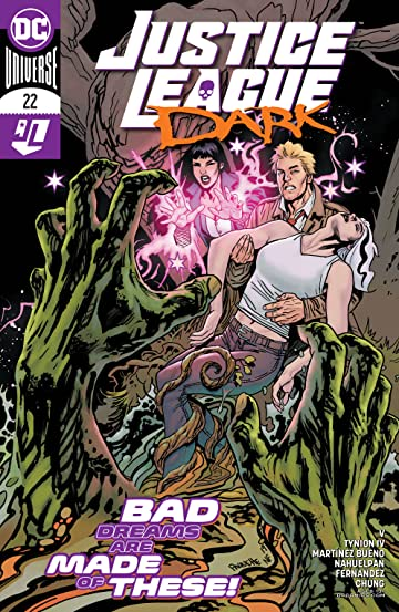 Justice League Dark (2018-) #22