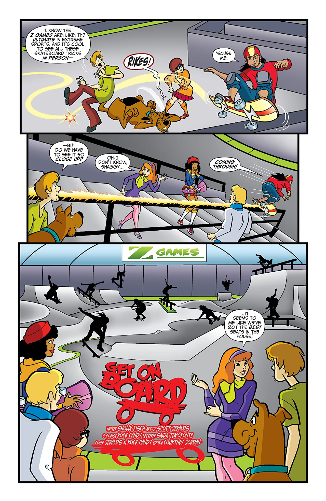 Scooby-Doo, Where Are You? (2010-) #104