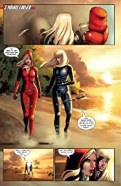 Red Agent #5: Island of Dr Moreau