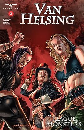 Van Helsing vs The League of Monsters #3: vs The League of Monsters